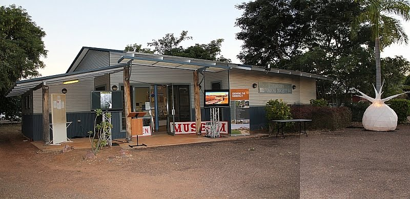 KHS Museum on the opening night of the Ord Valley Muster in 2011