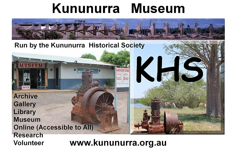Kununurra Museum - Archive Gallery Library Museum & Research